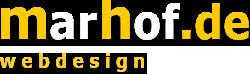 marhof.de Webdesign | Michelau Ofr. | Lichtenfels Logo